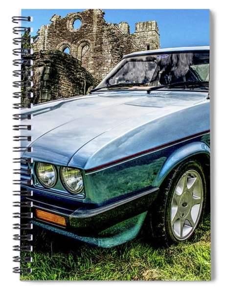 Ford Capri 3.8i Spiral Notebook