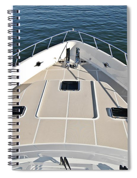 Fore Deck Spiral Notebook