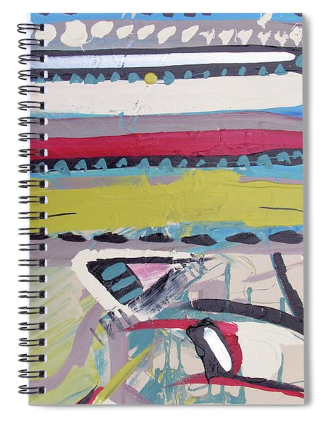 Forest Drums Spiral Notebook