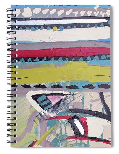 Forest Drums Spiral Notebook