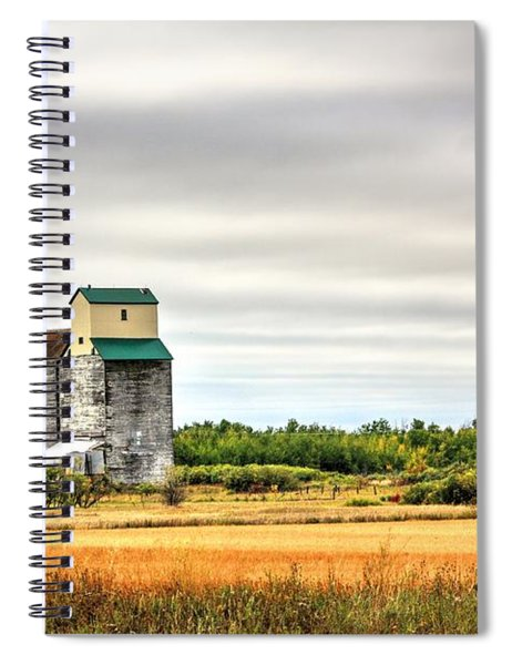 Forest Elevator  Spiral Notebook