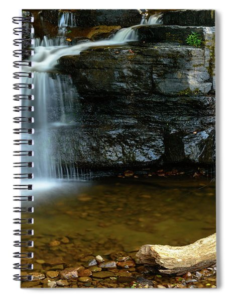 Forged By Nature Spiral Notebook