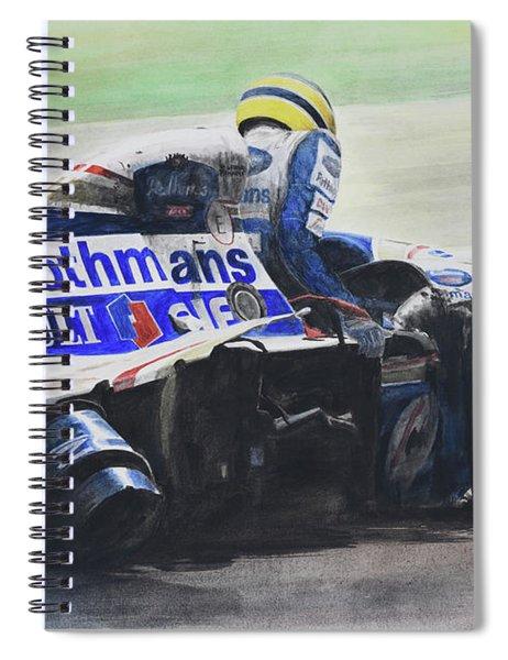 Formula Alone Spiral Notebook
