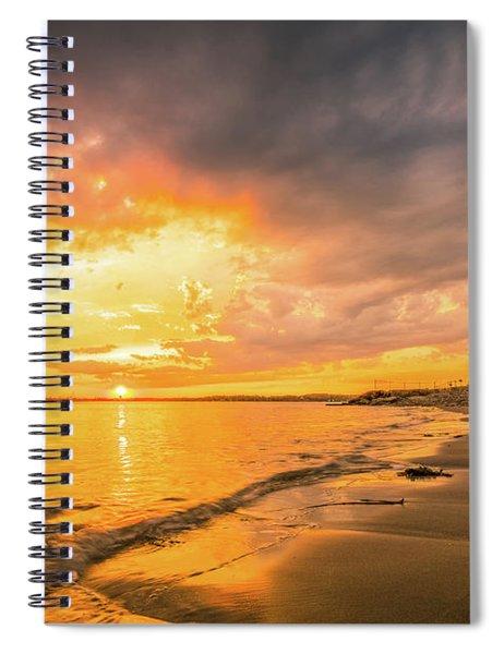 Fort Foster Sunset Watchers Club Spiral Notebook