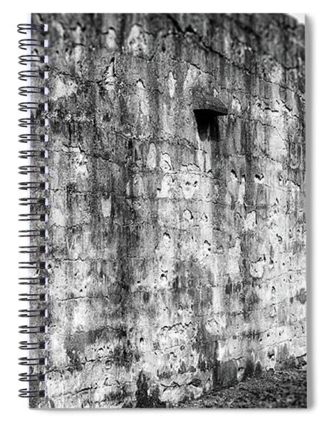 Fortification Spiral Notebook