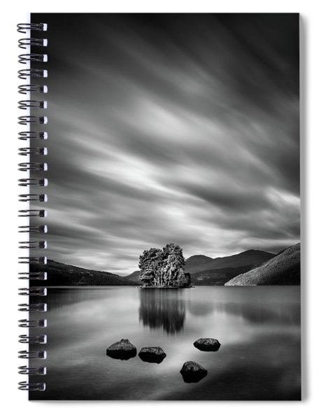 Four Rocks Spiral Notebook