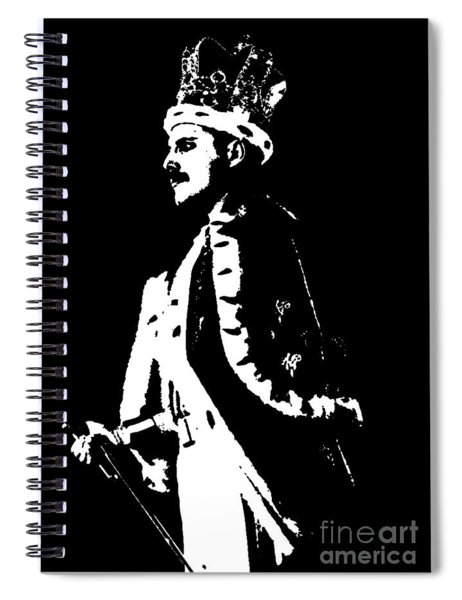 Freddie Spiral Notebook