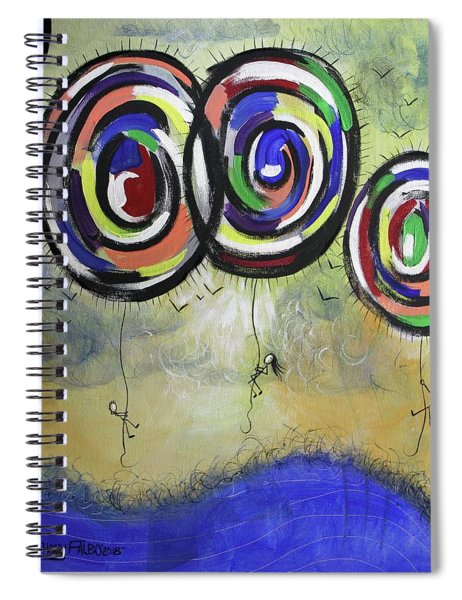 Free 2 Corinthians 3-17 Spiral Notebook