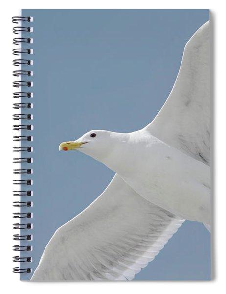 Free Bird Spiral Notebook