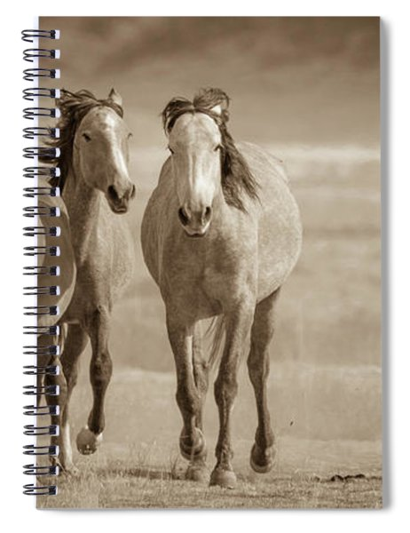 Free Family 2 Spiral Notebook