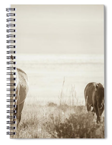 Free Family 3 Spiral Notebook