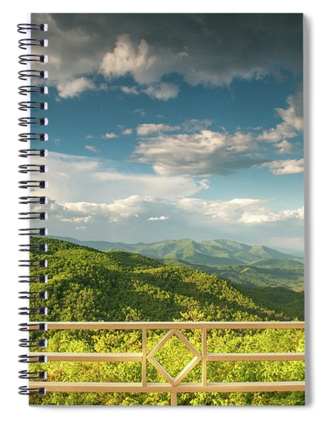 From The Porch Spiral Notebook