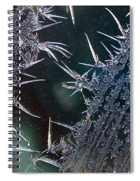 Frost Design Spiral Notebook