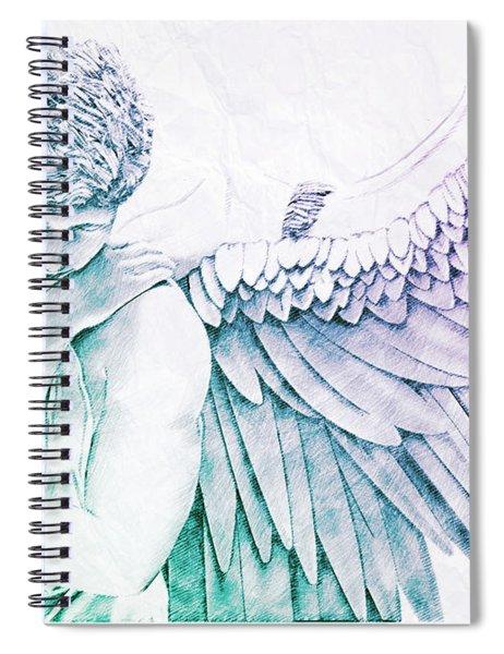 Funeral Spiral Notebook