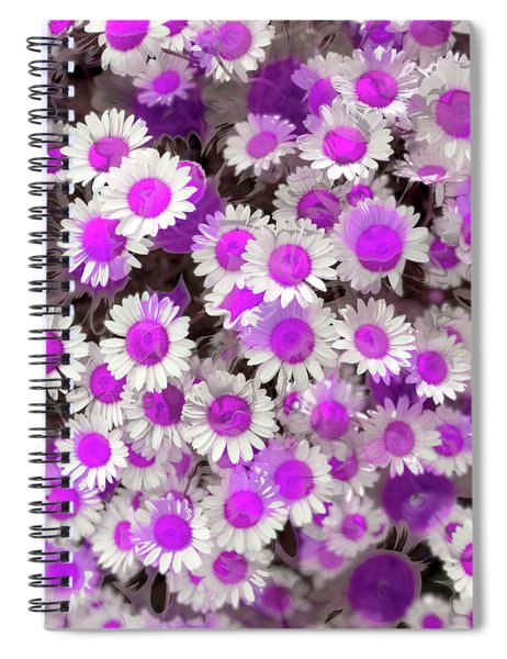 Fuscia Girls Spiral Notebook