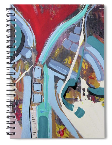 Future Fortune Spiral Notebook