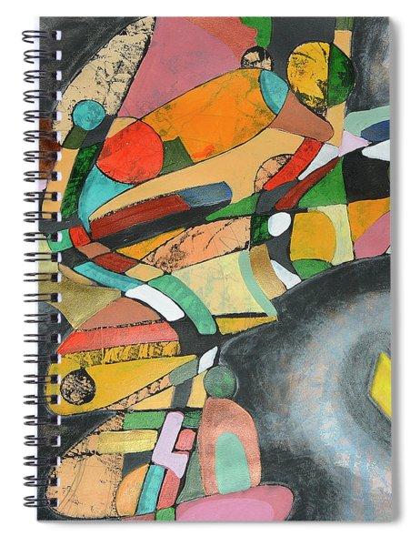 Gadget Spiral Notebook