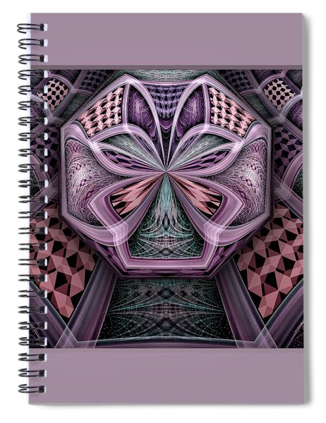Gallery 1 Cover Image Not For Sale Spiral Notebook