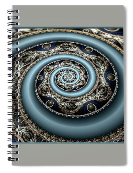 Gallery 2 Cover Image.  Not For Sale. Spiral Notebook