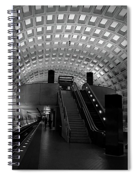 Gallery Place Spiral Notebook