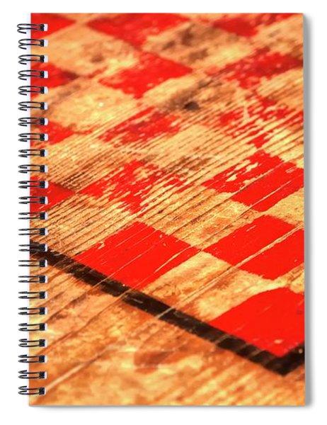 Game Board Spiral Notebook