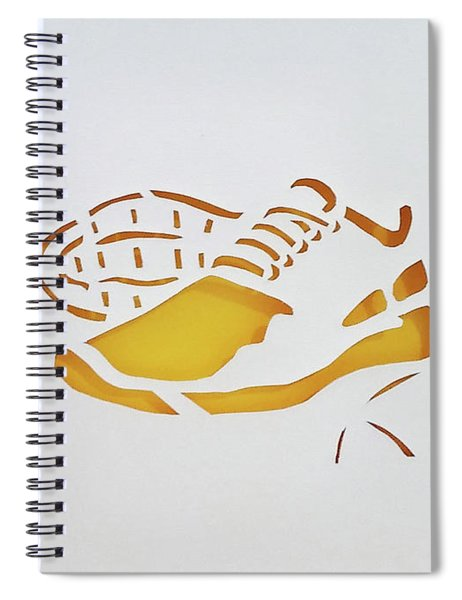 Game Time Spiral Notebook