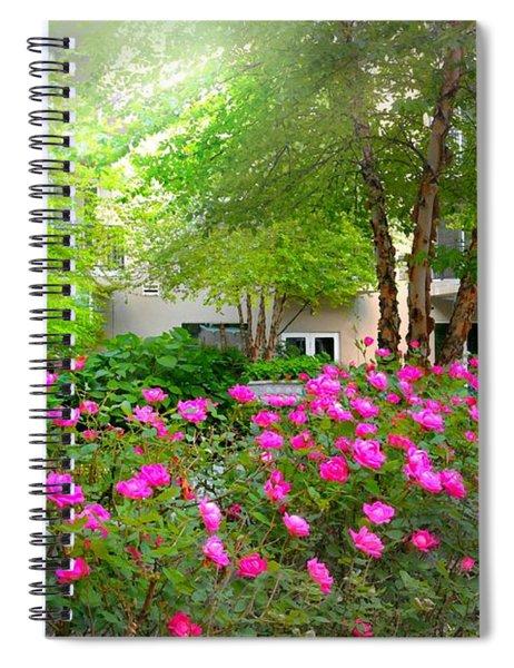 Garden Apartment Spiral Notebook