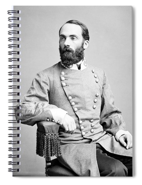 General Joseph Wheeler Portrait Spiral Notebook