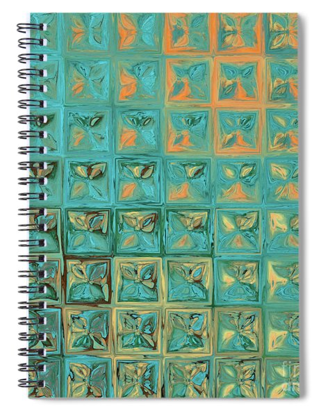 Genesis 15 1. I Am Your Shield Spiral Notebook
