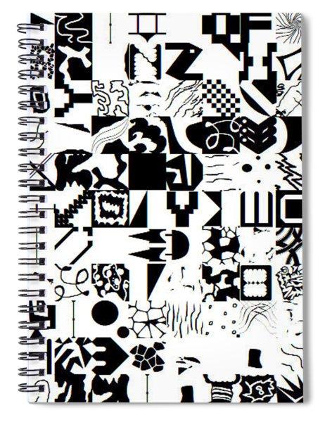 Genius1_25052019 Spiral Notebook