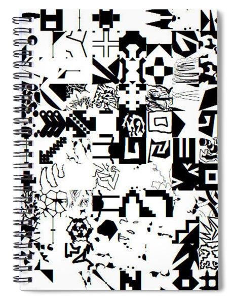 Genius2_25052019 Spiral Notebook