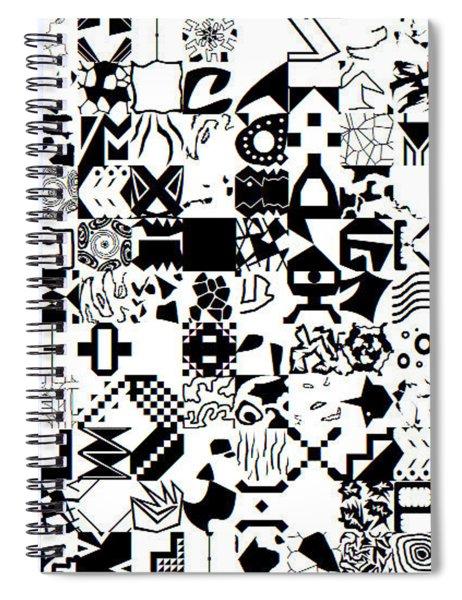 Genius3_25052019 Spiral Notebook