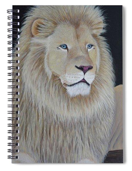 Gentle Paws Spiral Notebook