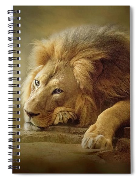 Gentle Soul Spiral Notebook