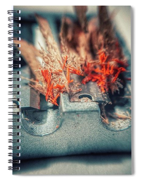 Get To The Point  Spiral Notebook