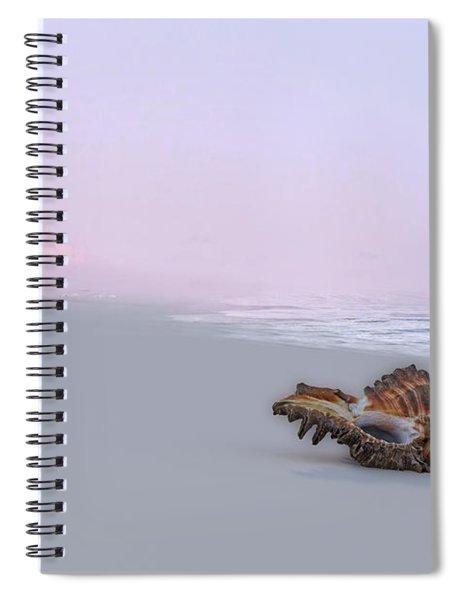 Ghost Stories 3d Render Spiral Notebook