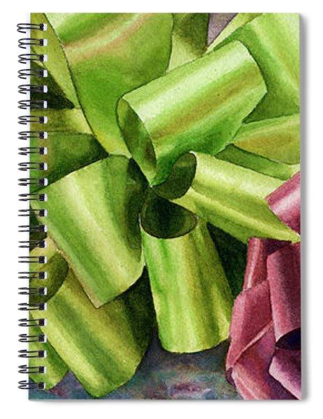 Gifts Spiral Notebook