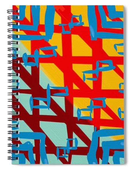 Gilipollez Number One Spiral Notebook