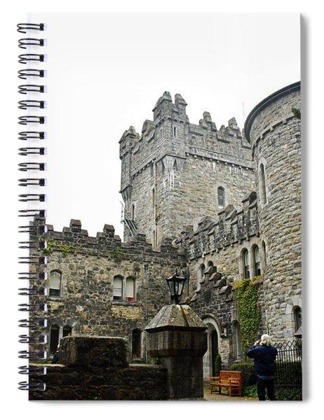 Glenveagh Castle Front Spiral Notebook