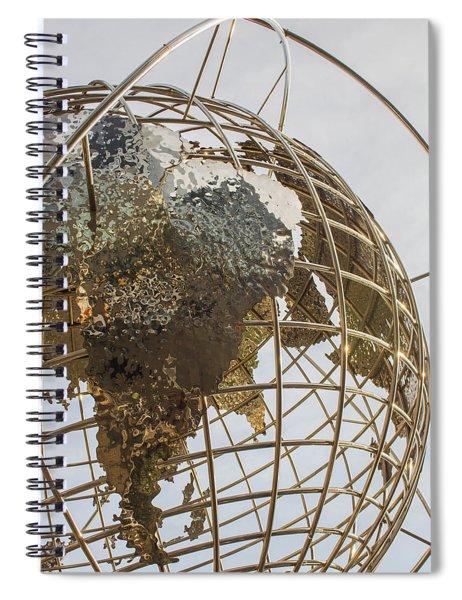 Globe 1 Spiral Notebook