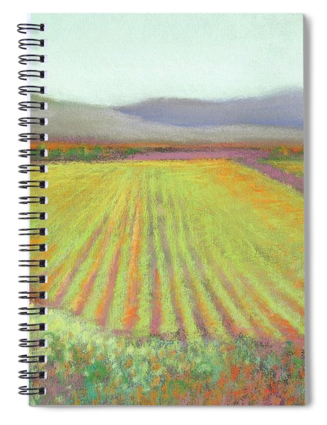 Gloria Ferrer Winery Spiral Notebook