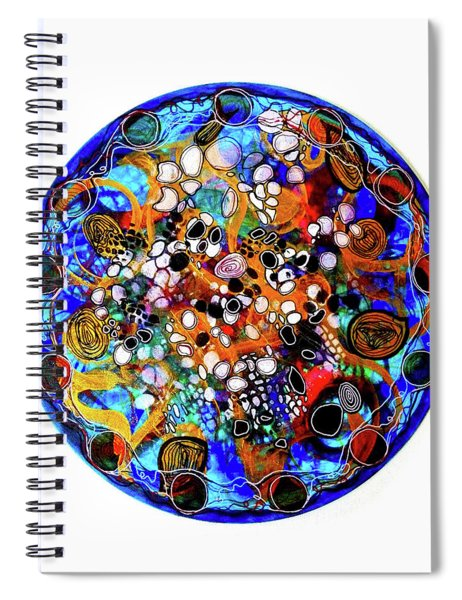 Go With The Flow 1 Spiral Notebook