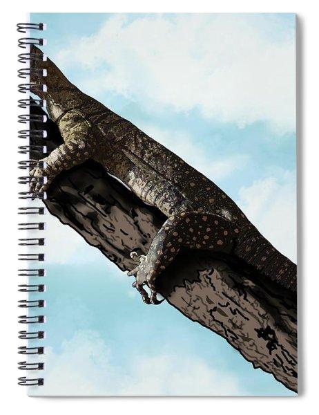 Goanna 1 Spiral Notebook