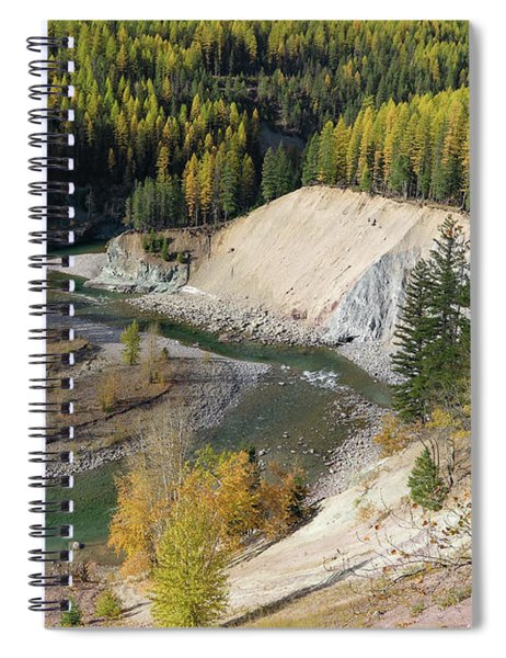 Goat Lick Overlook Spiral Notebook