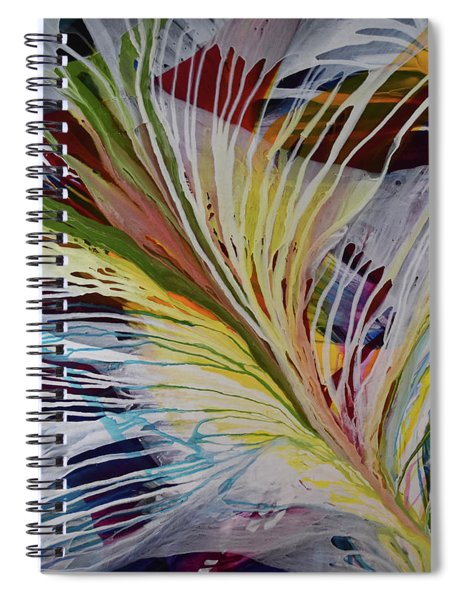 God Gives Us Roots And Wings Spiral Notebook