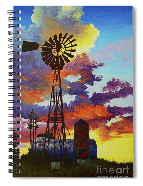 God's Gifts Spiral Notebook