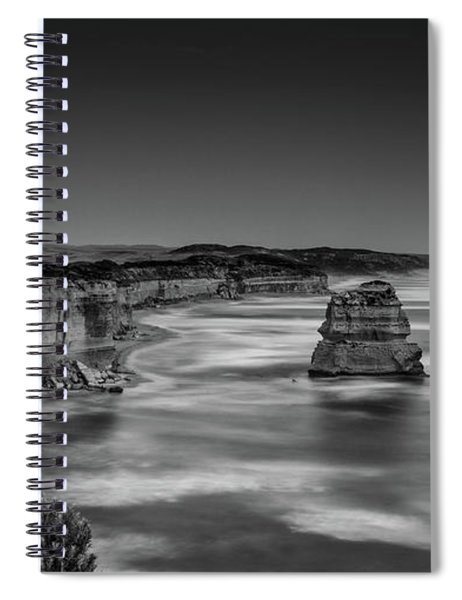 Gog And Magog At The Twelve Apostles Spiral Notebook