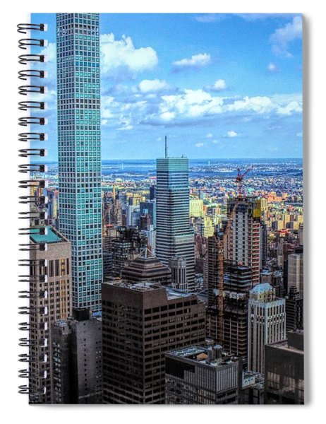 Going Out Of Sight Spiral Notebook