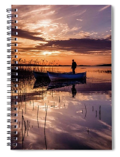 Golyazi Lake Spiral Notebook