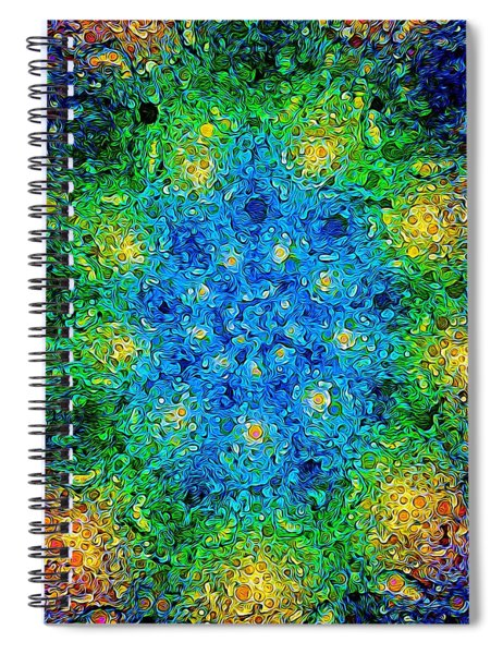 Good Morning Spring Spiral Notebook